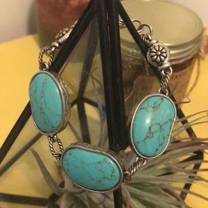 Lucky Brand Turquoise Bracelet